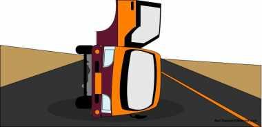 Tiga Kecelakaan di Jalan Tol Sebabkan Kemacetan