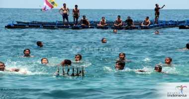 Wisata Pantai Favorit Warga Ternate Nikmati Libur Panjang