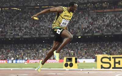 Top Sport: Lima Pelari Pria Tercepat Olimpiade di Nomor 100 Meter