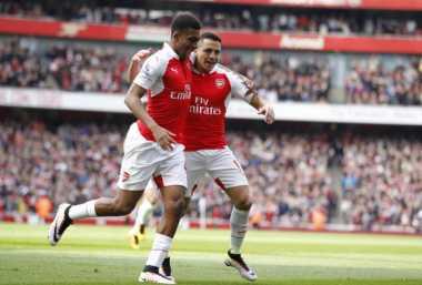 Kunci Sukses Wonderkid Arsenal