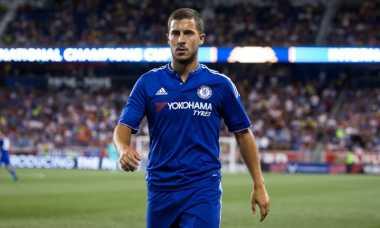 Hazard Tidak Jadi 'Kabur' dari Chelsea