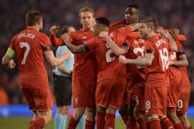 Liverpool Pede Tembus Final Europa League