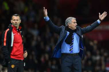 Mourinho Baru Latih United pada 2017