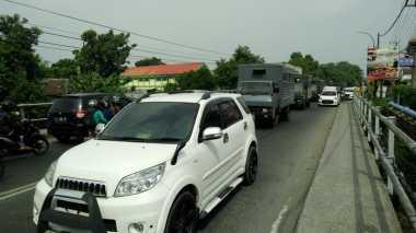 Tiga Bottleneck Penyebab Macet Parah di Jombang