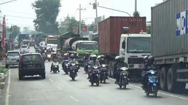 Libur Panjang, Jalur Jombang-Nganjuk Macet 4 Kilometer