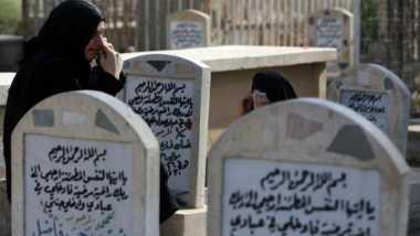 Siapkan Penguburan, Lima Warga Irak Tewas Dibom