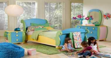 Tiga Cara Memastikan Lantai Kamar Anak Selalu Higienis