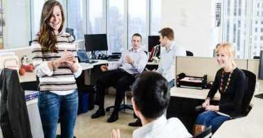 Catat, Ini 3 Etika Bersosialisasi di Kantor