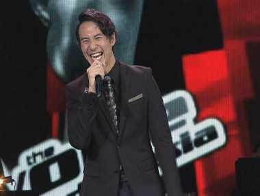 Coach The Voice Indonesia Kesal Ditantang Daniel Mananta