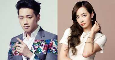 Rain dan Victoria f(x) Bakal Beradu Akting di Drama Terbaru
