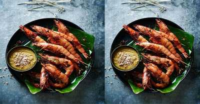Long Weekend, Enaknya Pesta Sate Udang Bumbu Kari