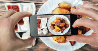 Tips Food Photo Hack agar Mendapat Likes di Instagram