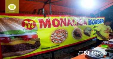 Burger Monalisa, Pelopor Burger Yogya sejak 1988