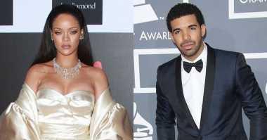 Terungkap, Rihanna dan Drake Sudah Berkencan Berbulan-bulan