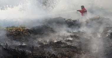 13 Titik Panas Terpantau di Riau
