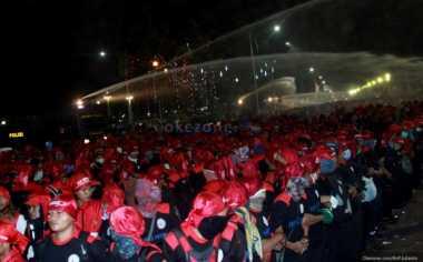 Ribuan Buruh PT SMI Ancam Mogok Kerja Selama Sebulan