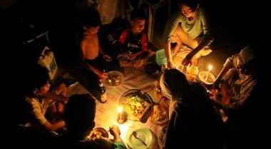 Listrik Sering Padam, Warga Aceh Galang Koin untuk PLN