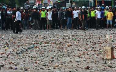 Dipicu Masalah Pribadi Anggota, Dua Ormas di Bali Bentrok