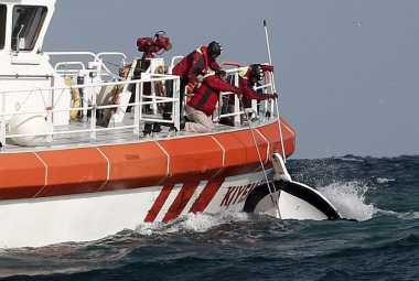 Basarnas Masih Cari Satu Korban Tewas Kapal Tenggelam