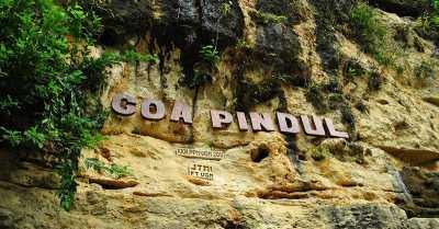 14 Ribu Wisatawan Padati Gua Pindul Yogyakarta