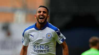 Mahrez Berpeluang Tinggalkan Leicester