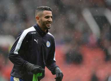 Mahrez Ingin Tetap di Leicester