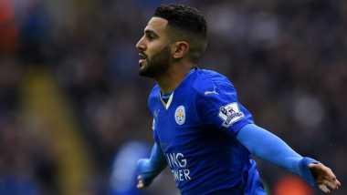 Mahrez Pastikan Bertahan di Leicester