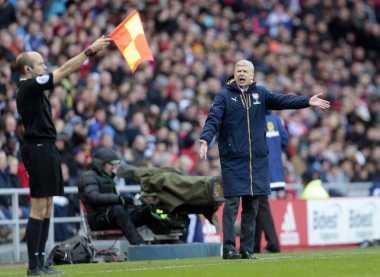 Wenger Bangga Bisa Kalahkan Leicester