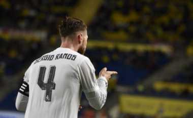 Ramos Senang atas Ketertarikan Simeone