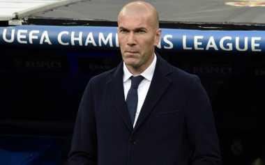 Zidane Akan Tetap Bertahan di Madrid
