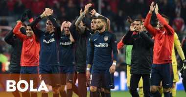 Atletico Tidak Lupakan La Liga