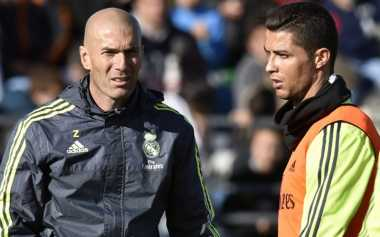 Ronaldo Kagumi Sosok Zidane