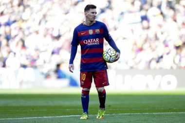 Messi Tetap Berlatih meski Libur