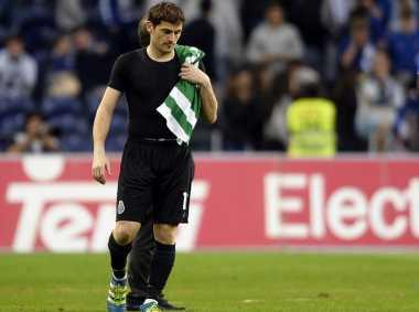 Casillas Bantah Hijrah ke MLS