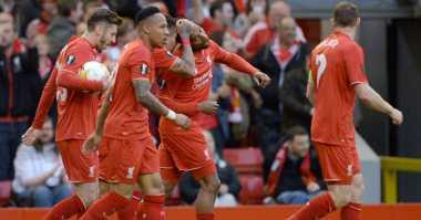 Liverpool Layak Berada di Final