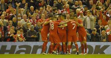Kontra Villareal, Liverpool Tampilkan Paket Lengkap