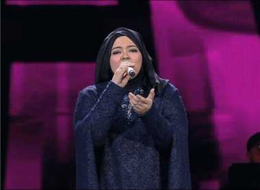 Sekar Teja Lengkapi Tim Judika di Live Show The Voice Indonesia