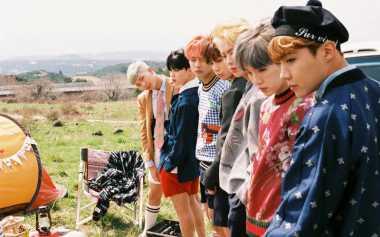 Video Musik BTS 'Fire' Kembali Cetak Prestasi
