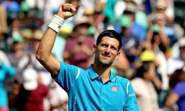 Djokovic Bermain Sempurna di Madrid Master 2016