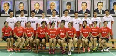 Taufik Hidayat Bangga dengan Prestasi Tim Thomas Indonesia