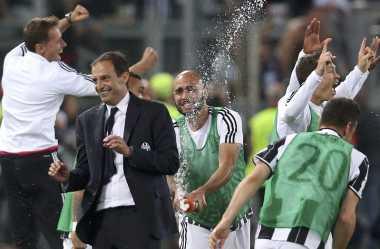 Massimiliano Allegri Akui Juventus Menang Beruntung di Final Coppa Italia
