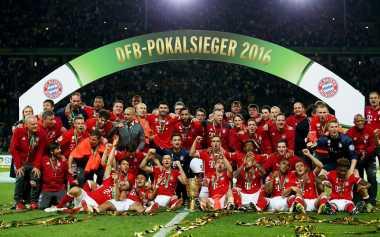Pep Guardiola Berikan Banyak Pelajaran untuk Bayern Munich