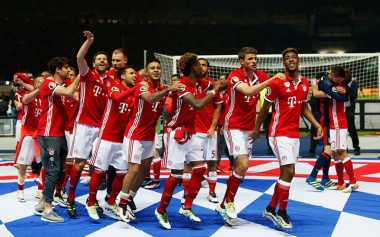 Momen Paling Krusial di Final DFB-Pokal
