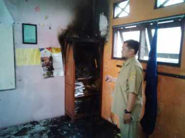 Pembakar SD Muhammadiyah di Sukoharjo Muridnya Sendiri