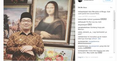 FOTO: Netizen Geli Ridwan Kamil Ingin Punya Anak Lagi