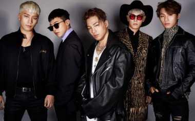 Konser Guerrilla BIGBANG Dibatalkan