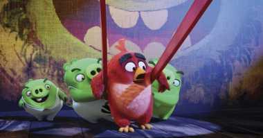 Kunci Kesuksesan Angry Birds Kalahkan Captain America: Civil War