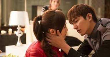Lee Min Ho Cium Mesra Tiffany