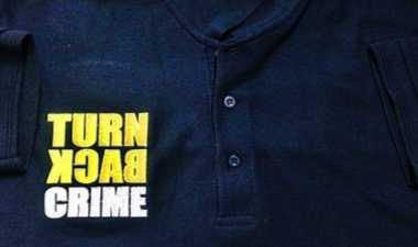 Polri : Tidak Ada Perintah Tangkap Pengguna Atribut Turn Back Crime