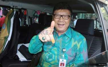 Menteri Tjahjo Ngamuk Dituding Cabut Perda Miras